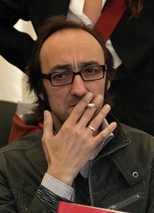 Agustín Fernández Mallo en 2008 (foto de Mutari; fuente: wikipedia)