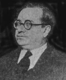Luis Araquistáin Quevedo (1886-1959)