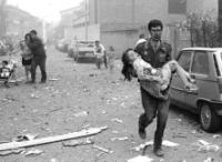 Imagen atentado de Vic (1991)