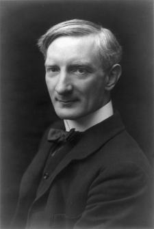William Beveridge hacia 1910 (foto wikipedia)