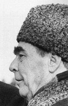 Leónidas Breznev en 1974 (foto wikipedia)