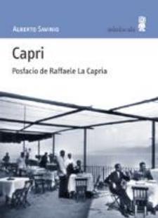 Alberto Savinio: Capri (Miúscula, 2008)