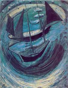 Pancho Cossío: Barcos (1934)