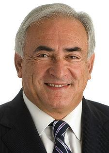 Dominique Strauss-Kahn en 2008 (fuente: wikipedia)