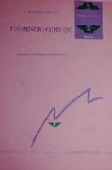José Gutiérrez Solana: Florencio Cornejo (Reedición de 1999)