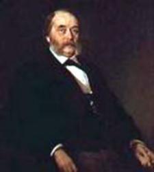 Iván Goncharov (Simbirsk, 1812-San Petersburgo, 1891)