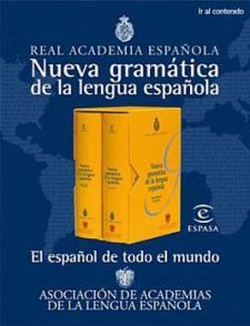 Real Academia Española: Nueva Gramática de la Lengua Española (Espasa)