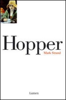Mark Strand: Hopper (Lumen, 2008)