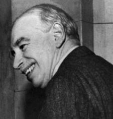John Maynard Keynes en 1946 (foto wikipedia)