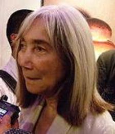 María Kodama (foto de Iván Martínez; fuente: wikipedia)