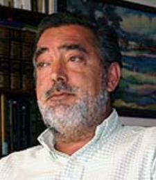 Enrique López Viejo (foto de editorial Melusina)