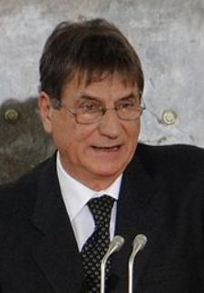 Claudio Magris en octubre de 2008 (foto de Dontworry, wikipedia)