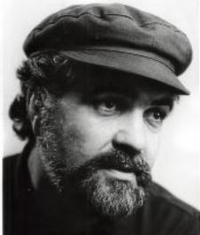 Ángel Medina retratado por Ángel de la Hoz