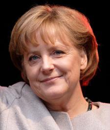 Angela Merkel (fuente: wikipedia)
