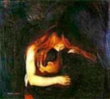 Edvard Munch: Amor y dolor (1894)