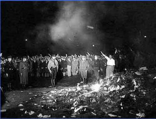 10 de mayo de 1933: 75 años de la quema de libros por los nazis en Berlín