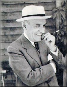 José Ortega y Gasset en los años 50 (fuente: wikipedia)