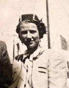 Marguerite Guggenheim Seligman (Peggy), 1898-1979, en 1937 (fuente de la foto: wikipedia)