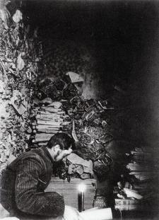 Paul Pelliot en 1908 (fuente: wikipedia)