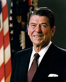 Ronald Regan (1981)
