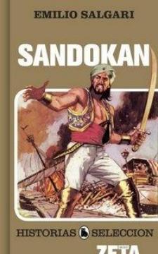 Emilio Salgari: Sandokan (Ediciones B)