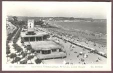Santander: Playa del Sardinero