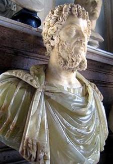Busto de Septimio Severo (Museo Capitolino, Roma)