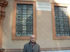 Ante la Casa de Alessandro Manzoni