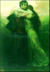 Tristán e Isolda, de Rogelio de Egusquiza