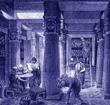 Bibliotece de Alejandría