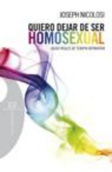 Josep Nicolisi: Quiero dejar de ser homosexual (Encuentro, 2009)