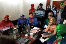 Los superhéroes de Marvel contemplan la muerte de Bin Laden