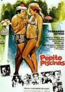 Pepito piscinas (1976), interpretada por Fernando Esteso y Helga Liné