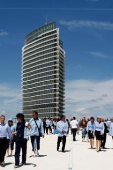 Torre del Agua (Expo Zargoza 2008)