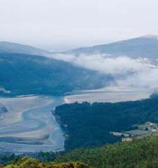 Desembocadura del río Sor