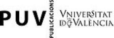 Editorial Publicaciones de la Universidad de Valencia