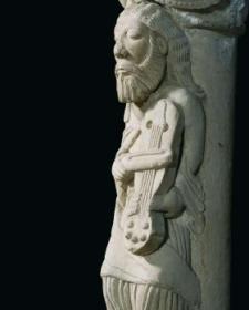 Detalle Rey David (anónimo)