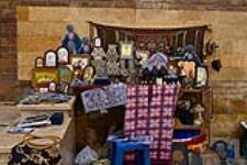 Una parada de souvenirs de El Cairo copto (foto de Marc Javierre)