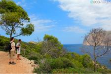 Excursión al faro de Tramuntana - Isla de Dragonera (foto propiedad de Eco-Viajes)