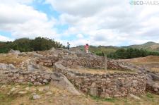 Cuntis - Castrolandín (foto propiedad de Eco-Viajes)